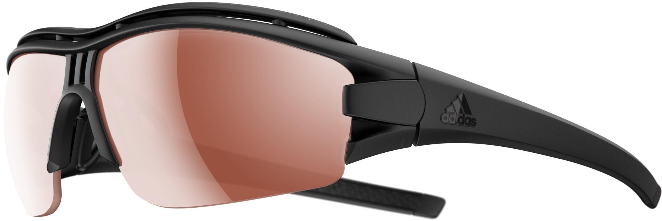 adidas evil eye halfrim pro glasses l black matt lst. Black Bedroom Furniture Sets. Home Design Ideas